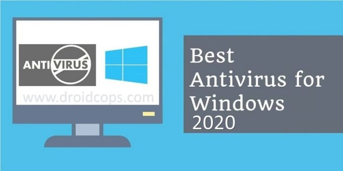 10 best Antivirus For Your Windows PC 2020