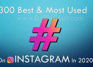 hashtags-on-Instagram