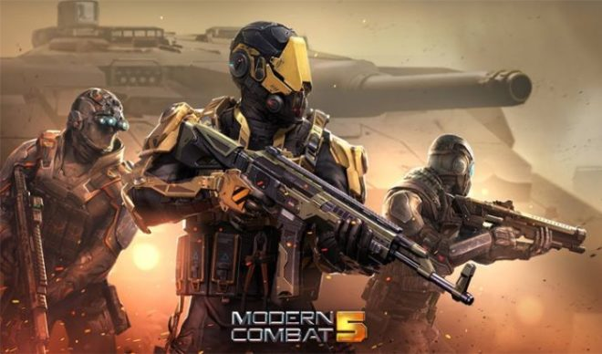 5 Best Android FPS Game-modern-combat-5-blackout