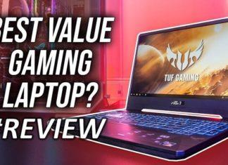 Asus TUF FX505DU Review: AMD Ryzen 7 Gaming Laptop