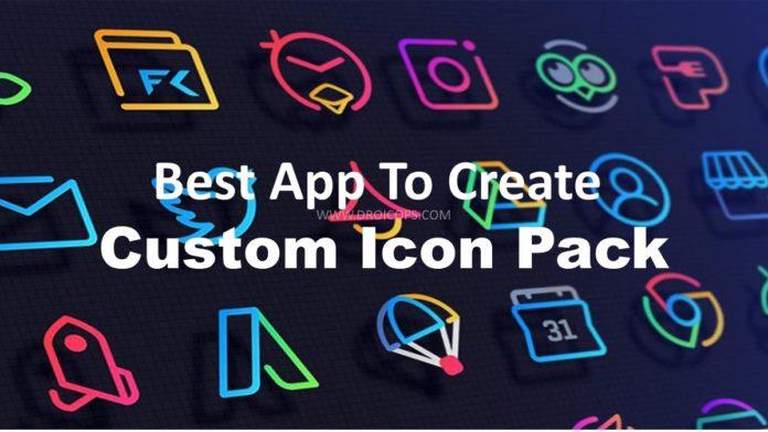 Best App To Create Custom Icon Pack
