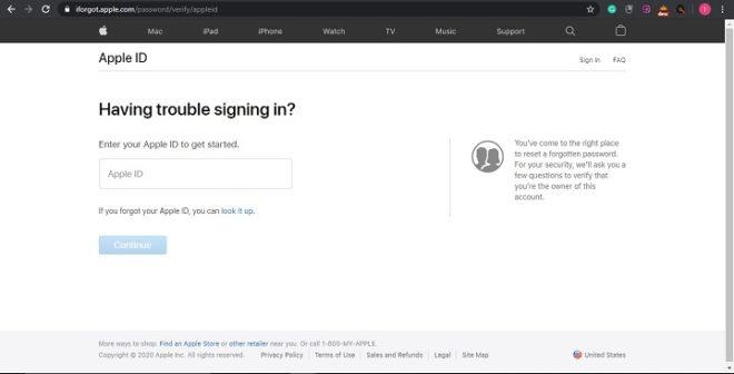 Forgot Apple iCloud Password, Easy Ways To Reset