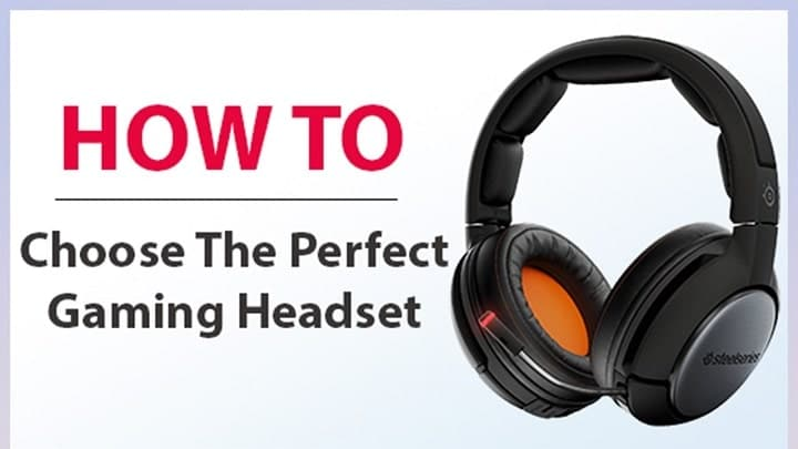 How to choose a Wireless Gaming Headset