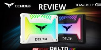 Review of T-Force DELTA MAX RGB SSD