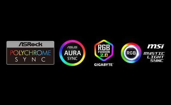 T-Force DELTA MAX RGB support