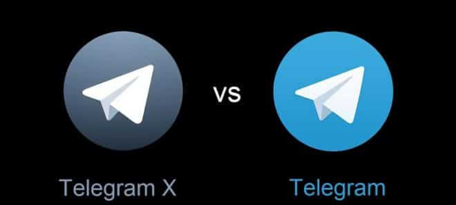Telegram vs Telegram X
