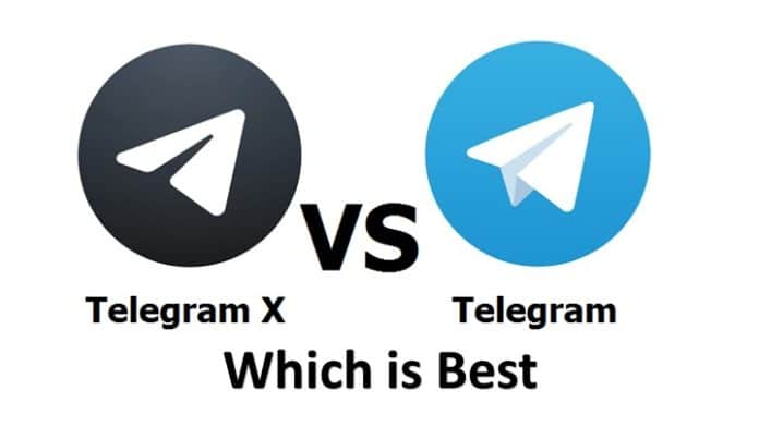 Telegram vs Telegram X which is Best to Use