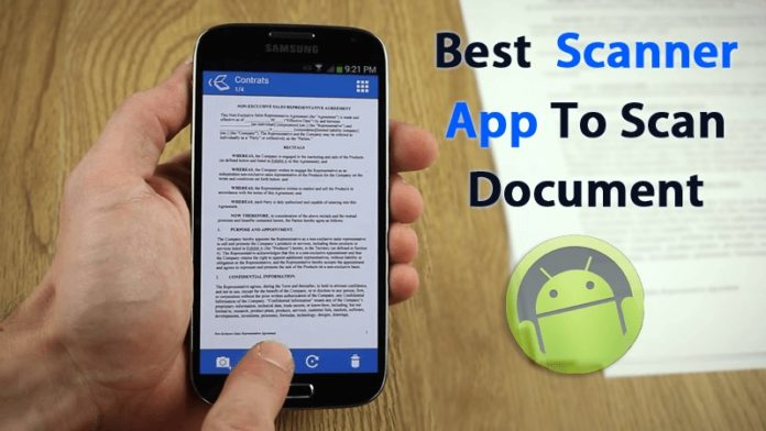 Top 10 Best Apps To Scan Documents on Android