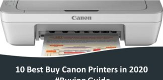10 best buy canon printer in 2020 Buying Guide