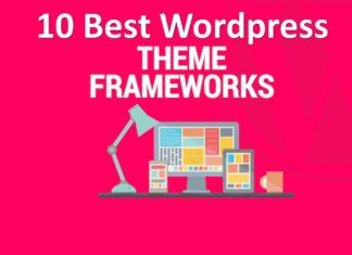 10 Best WordPress Theme Frameworks in 2020
