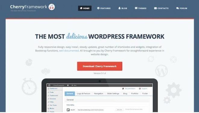 10 Best Wordpress Theme Frameworks in 2020 8