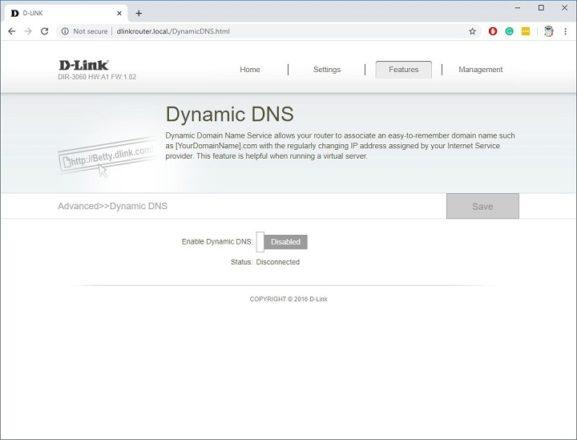 D-Link DIR-3060 EXO AC3000 Smart Mesh Router Review 16