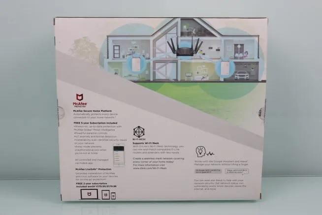 D-Link DIR-3060 EXO AC3000 Smart Mesh Router Review 1