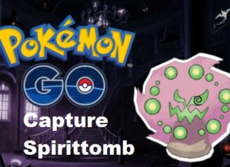 How To Get Spiritomb in Pokemon Go, Step by Step