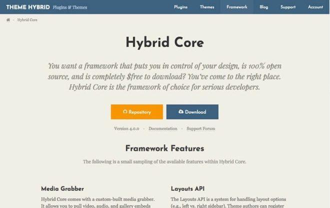 10 Best Wordpress Theme Frameworks in 2020 7