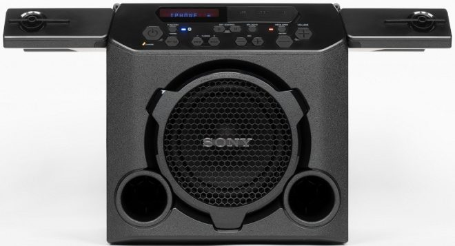 Review of Sony GTK-PG10 Portable Speaker For Outdoor Parties 3