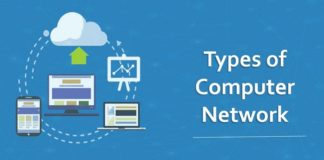 What type of computer networks exist