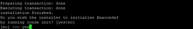How to Install Anaconda Python on Ubuntu VPS 10