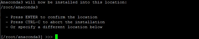 How to Install Anaconda Python on Ubuntu VPS 9