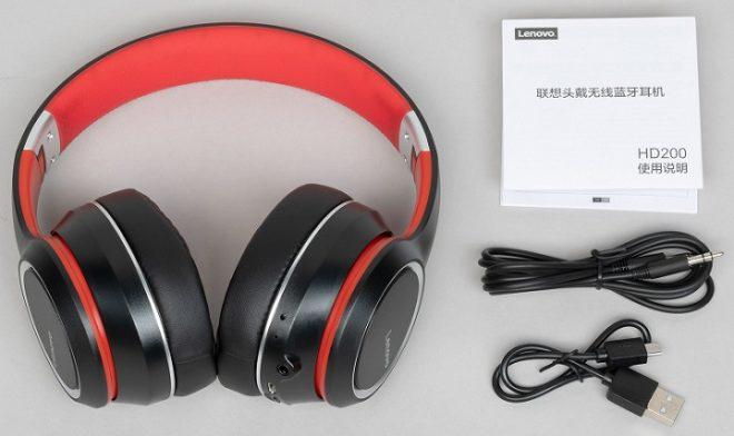 Lenovo HD200 & HD116 Wireless Headphones Review 1