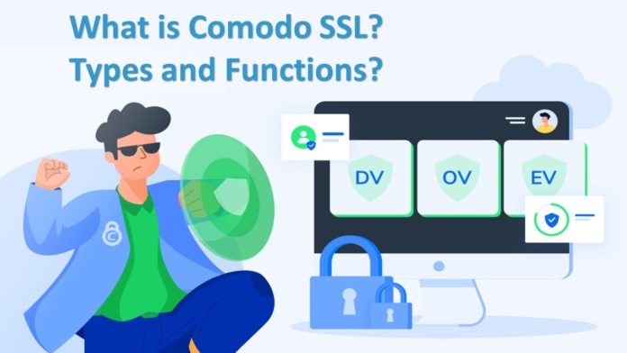What is Comodo SSL Learn Types and Functions