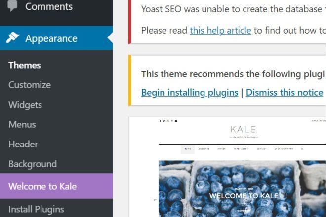 Fix Error 405 Method Not Allowed on WordPress 4