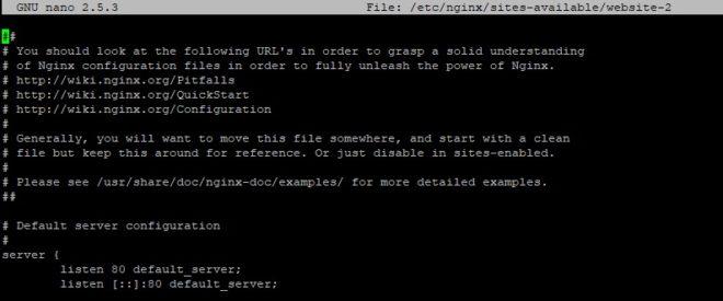 How to Make a Virtual Host on Ubuntu & Debian 5