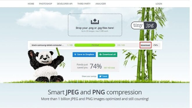 8 Ways to Compress JPG File Size without Loosing the Quality 15