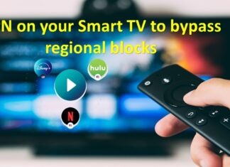 Set up a VPN on your Smart TV to bypass regional blocks