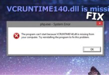 3-Ways-to-Fix-VCRUNTIME140d-ddl-Missing-on-Windows