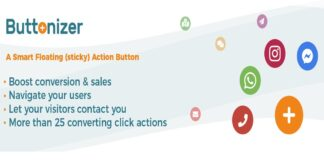 HOW TO MAKE A FLOATING BUTTON IN WORDPRESS WITH THE BUTTONIZER